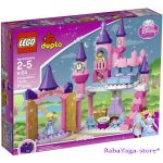 LEGO DUPLO DISNEY Cinderella's Castle, 6154