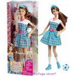 Barbie КУКЛА Академия за принцеси Princess - Hadley V8702