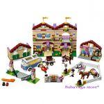 LEGO Конструктор Friends Летен лагер в КОННА БАЗА - 3185