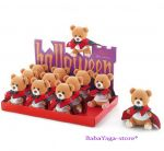 Trudi Stuffed Animal plush toy Bear-Halloween, Sweet Collection, 29423