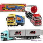 Simba - Dickie КАМИОН ЕКСПРЕС Expres Truck асортимент (38см) - 3414207