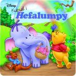 Мека книжка за баня Disney, Bath baby book, Winnie the Pooh Heffalump, 72H