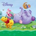 Мека книжка за баня Disney - Play