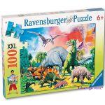 Ravensburger ПЪЗЕЛ за деца (100ч.) ДИНОЗАВРИ - 109579