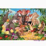 Ravensburger ПЪЗЕЛ за деца (200ч.) Парти в джунглата - 127290