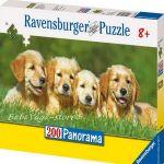 Ravensburger ПЪЗЕЛ за деца (200ч.) Малки кученца - 126804