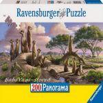 Ravensburger ПЪЗЕЛ за деца (200ч.) Семейство сурикати - 126491