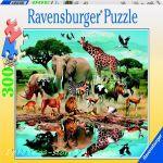 Ravensburger ПЪЗЕЛ за деца (300ч.) Семейство кончета - 130375