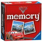 Ravensburger Занимателна игра за деца - Мини Мемори - Колите  - 221370