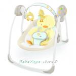 Bright Starts Люлка музикална за бебе от серията Comfort & Harmony™ Duck - 7030