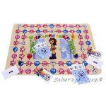 Play Land Занимателна игра за деца - Прахосница - A-821