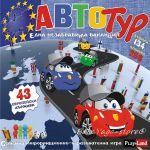 Play Land Образователна игра за деца - Авто Тур- L-140
