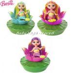 Barbie КУКЛА РУСАЛКА в РАКОВИНА лила - M9314