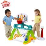 Bright Starts Activity center 5-in-1 Sports Zone Having a'Ball, 9243