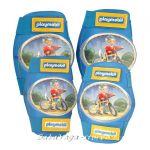 Комплект детски протектори - наколенки и налакътници Playmobil - C899094
