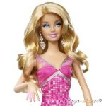 Barbie КУКЛА с комплект за маникюр Барби - T7434