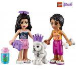 ЛЕГО ФРЕНДС Хартлейк салон за красота за домашни любимци, LEGO Friends Heartlake Pet Salon, 41007