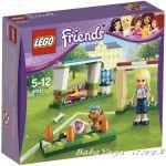 ЛЕГО ФРЕНДС ФУТБОЛ със СТЕФАНИ, LEGO Friends Stephanie's Soccer Practice, 41011