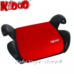 Седалка за кола  BOOSTER от KIDDO в червен нюанс - 3030