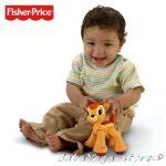 Fisher Price Играчка СЪРНИЧКА Бамби от серията Disney Baby - X6175