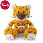 ЛЕОПАРД Плюшена играчка от серията Bussi Fun на Trudi (26см) - 29244